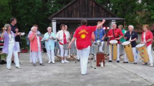 Dorffest in Vietmannsdorf, Juli 2017