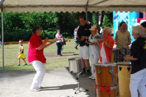 Dorffest in Liebenberg, Juni 2017